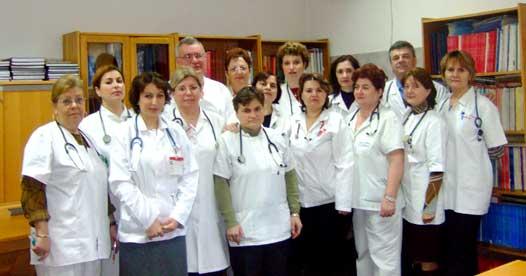 Medici Spitalul Clinic de Boli Infectioase Constanta